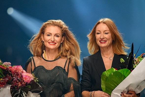 Alexandra & Genevieve Smart, VAMFF 2018 (Credit Image: © Sydney Low via ZUMA Wire)