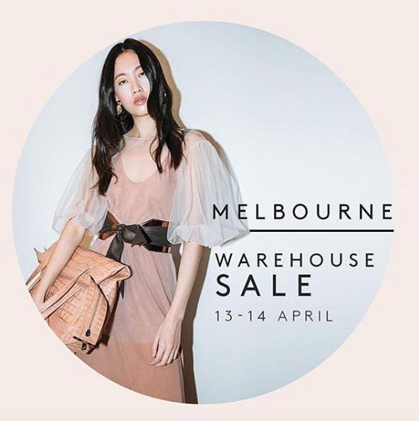 Ginger & Smart Melbourne Warehouse Sale