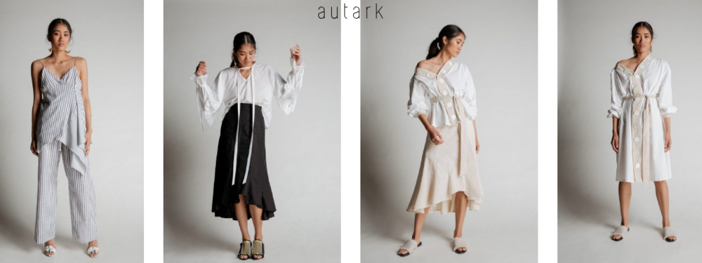 Autark is currently exclusively online - shop at www.autarklabel.com