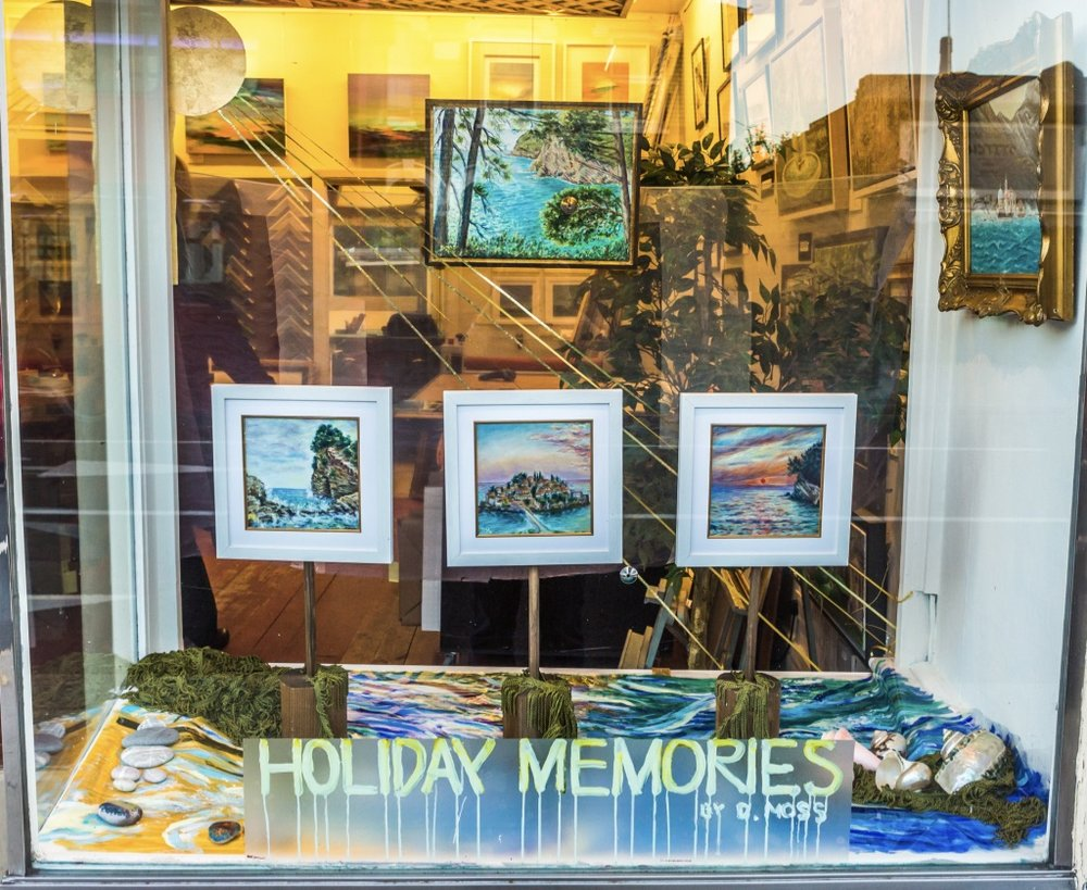 Holiday Memories by Doina Moss, Leigh Gallery, Photo by Cristina Schek (19).jpg