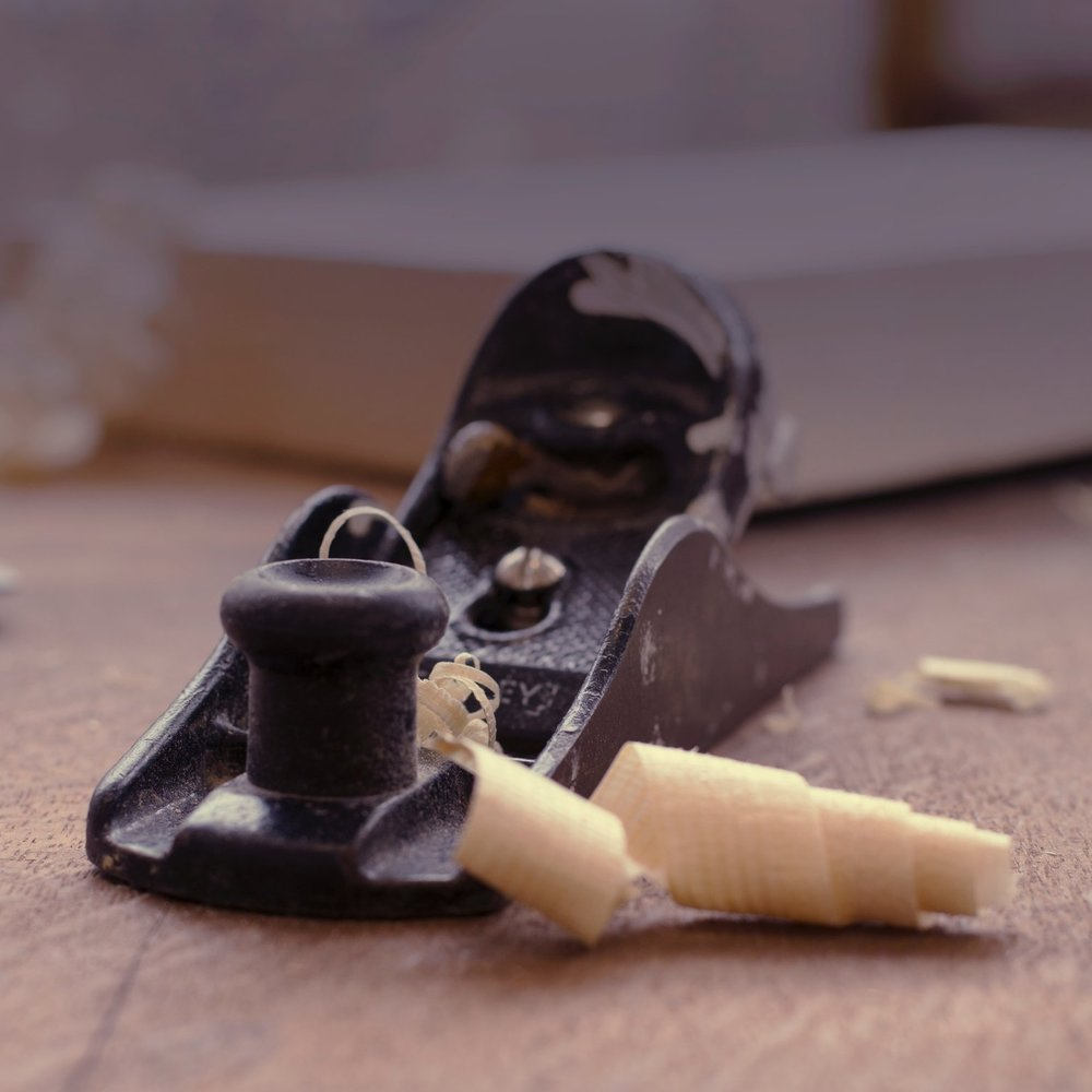 Introduction to Woodworking - Learn more...
