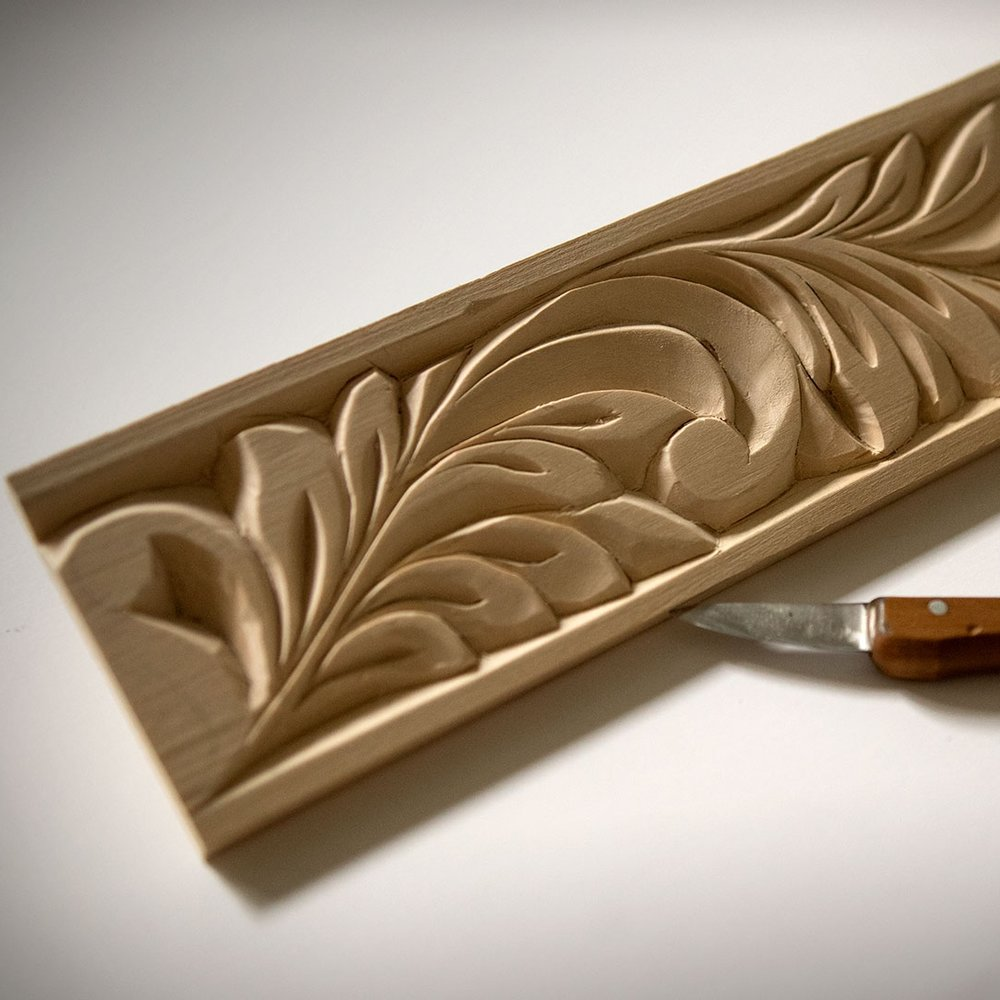 Introduction to Wood Carving - Learn more...