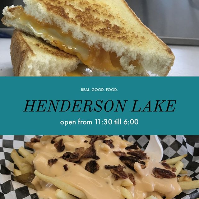 Open @ #hendersonlake today. Come get your fill.  #disdinerca #albertaburgers #foodtruck #lethbridge
