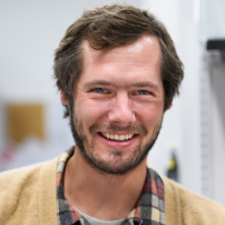 Scott Bolkan - After obtaining his bachelor's degree in Human Biology with a concentration in Neuroscience at Stanford University, Dr. Bolkan went on to complete a PhD in Neurobiology and Behavior at Columbia University in 2017. Working in the laboratories of Dr. Joshua Gordon and Dr. Christoph Kellendonk, he investigated how reciprocal circuitry interconnecting the mediodorsal thalamus and prefrontal cortex supports component processes of spatial working memory and othercognitive behaviors in mice. In 2017 he began post-doctoral research in the lab of Dr. Ilana Witten at the Princeton Neuroscience Institute where he is investigating the striatal substrates supporting working memory guided decision-making. Dr. Bolkan's core research interest is to understand how local and distributed neural circuits contribute to component operations mediating cognitive behaviors. Towards this goal his work employs a variety of of tools for directly measuring andmanipulating neural activity in genetically defined neural populations, as well as computational techniques for the analysis of neural dynamics.