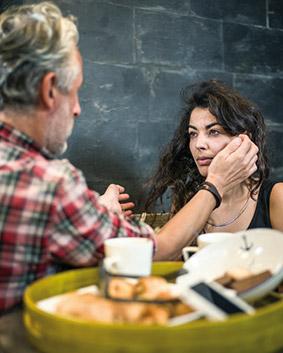 Etape 1   Consultation et prise de contact avec Nadia.