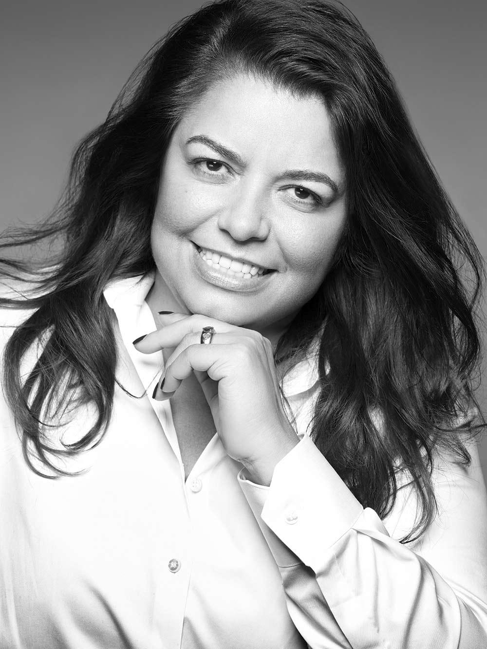 Caroline Greyl - présidente du groupe
