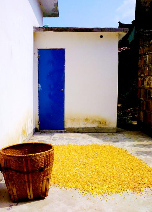 Sixi Village, Wuyuan