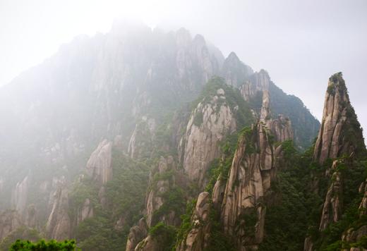 Sanqingshan Taoist Mountain