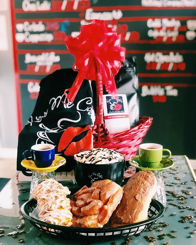 Come join us for breakfast Kiss Me style!