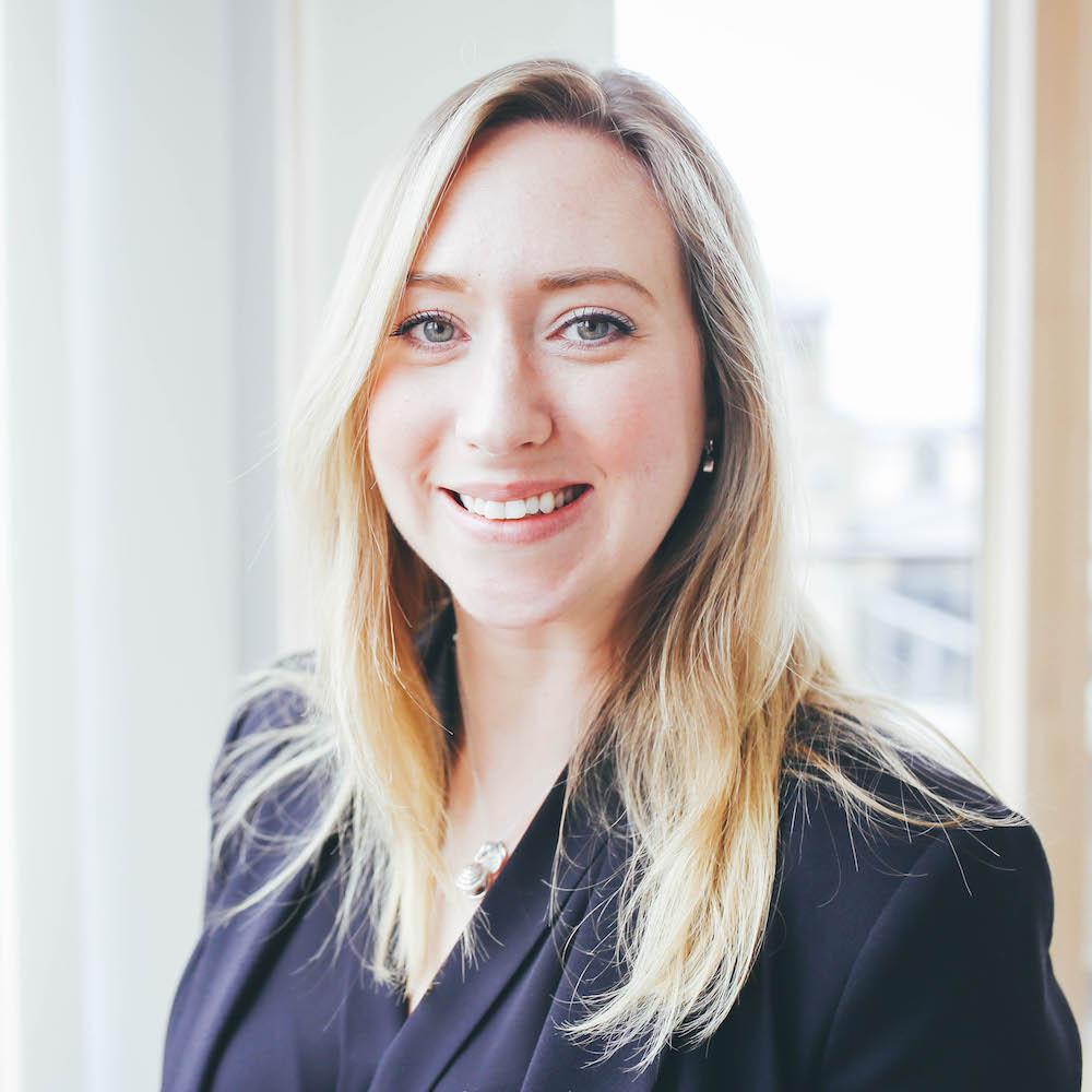 Gemma Wright, Credit Executive