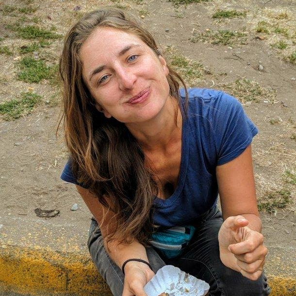 Alison   Yoga teacher, community organiser & aspiring agrarian