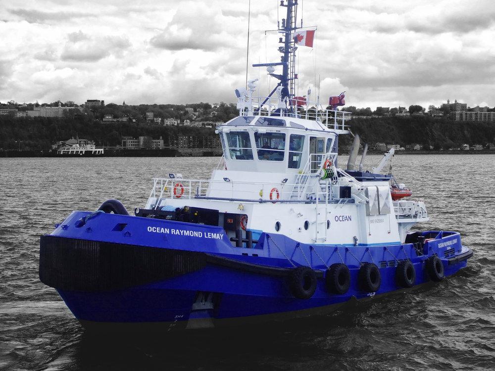La vision - Par notre dynamisme et par l'engagement soutenu de nos membres, ASL se démarque comme étant la référence en transport maritime domestique sur le Saint-Laurent.