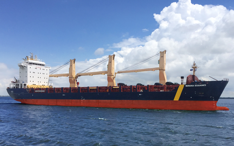 Eaux de ballast - L'eau de ballast sert à maintenir la stabilité des navires et à assurer son exploitation sécuritaire.