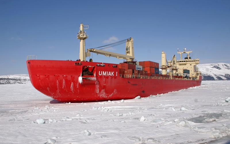 Émissions atmosphériques - Performant et économe, le transport maritime est le mode de transport le plus respectueux de l'environnement.