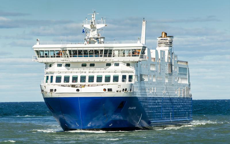 Mammifères marins - Les interactions entre les mammifères marins et les navires ont occupé une place grandissante dans les recherches scientifiques, les médias et dans la réalité opérationnelle du transport maritime.