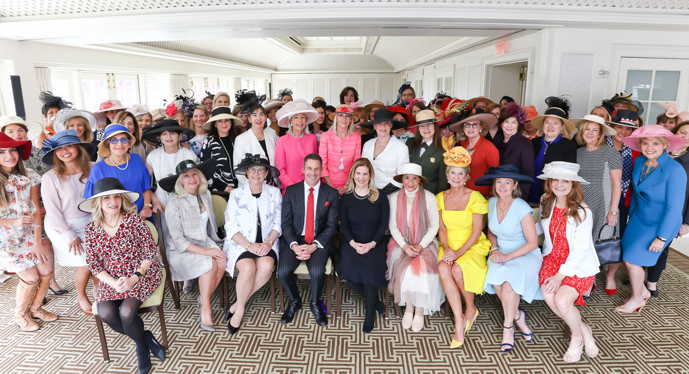 Spring Hats Luncheon