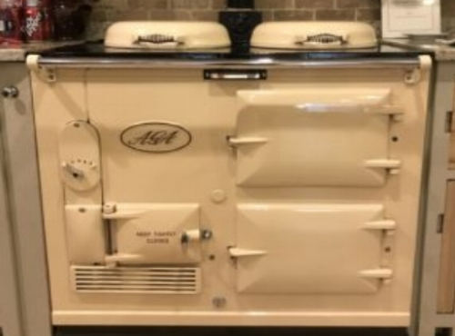 Standard 2 oven aga