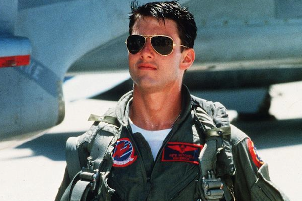 """Popularly known from the film """"Top Gun"""" starred by Tom Cruise,"""