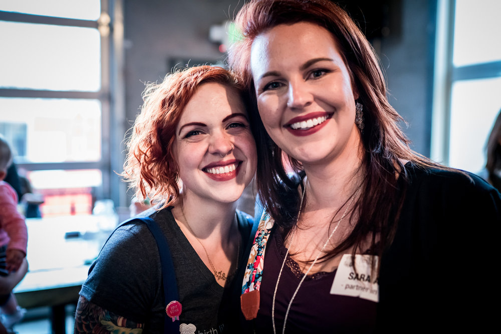 Amy and Sara Launch Party.jpg