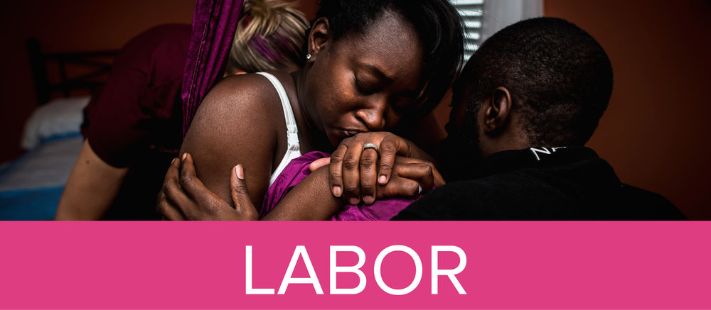 Pregnancy, labor, childbirth