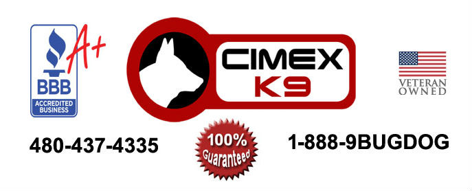 Cimex K9 - Bed Bug Detection Dogs