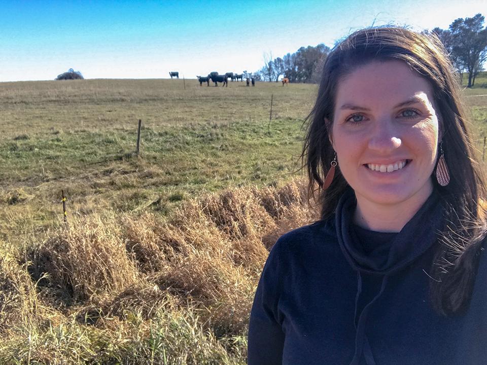 Ann Kolthoff - Livestock Manager, Strauss Brands