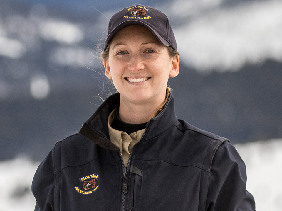 Julie Golla - Wildlife Biologist, Fish Wildlife & Parks