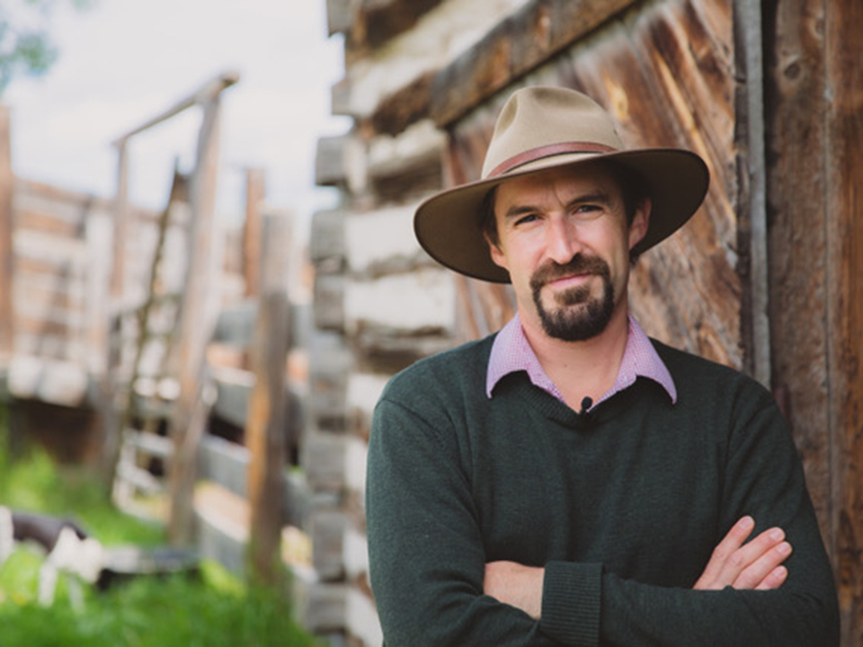 Zachary Jones - Values-based Entrepreneur and Co-Founder, Yellowstone Grassfed Beef
