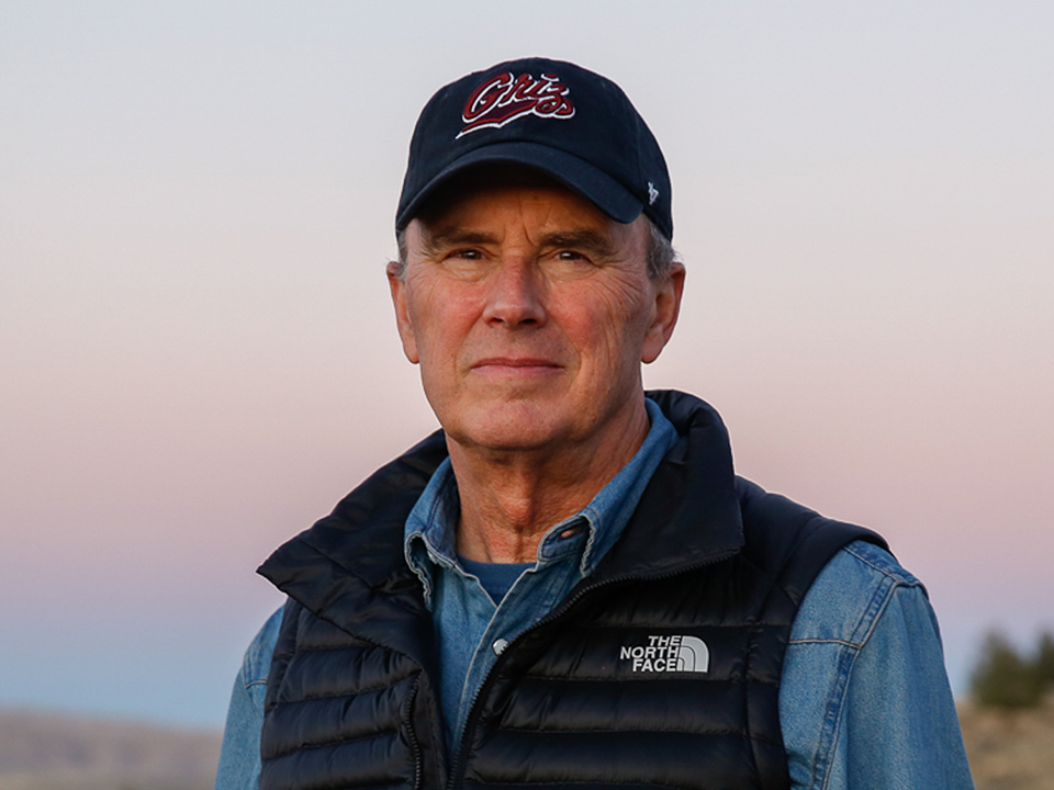 Chris Johns - Program Leader, Beyond YellowstoneFormer Editor-in-Chief, National Geographic