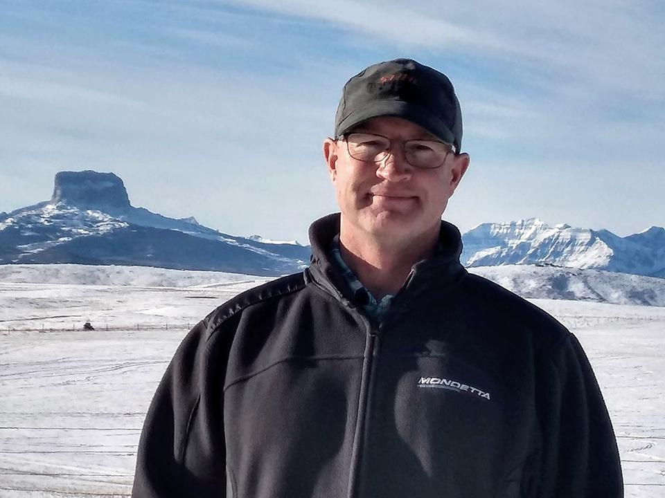 Jeff Bectell - Alberta Rancher and Waterton Biosphere Reserve