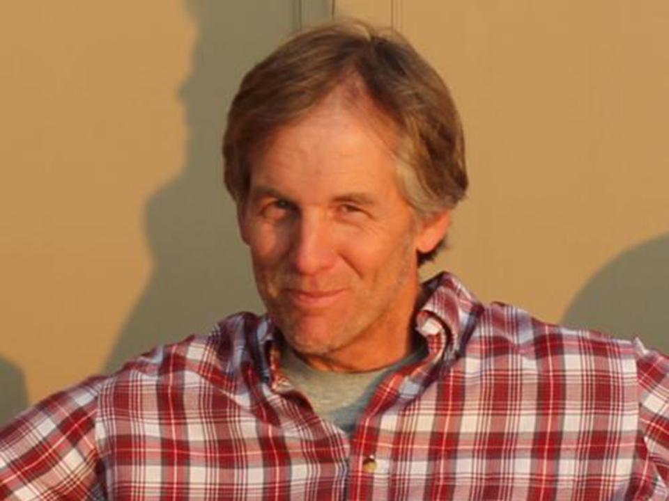 Kyran Kunkel - Director of Wildlife Restoration and Science, American Prairie Reserve