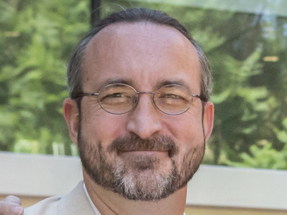 David Gadsden - Geographer, Environmental Systems Research Institute (ESRI)