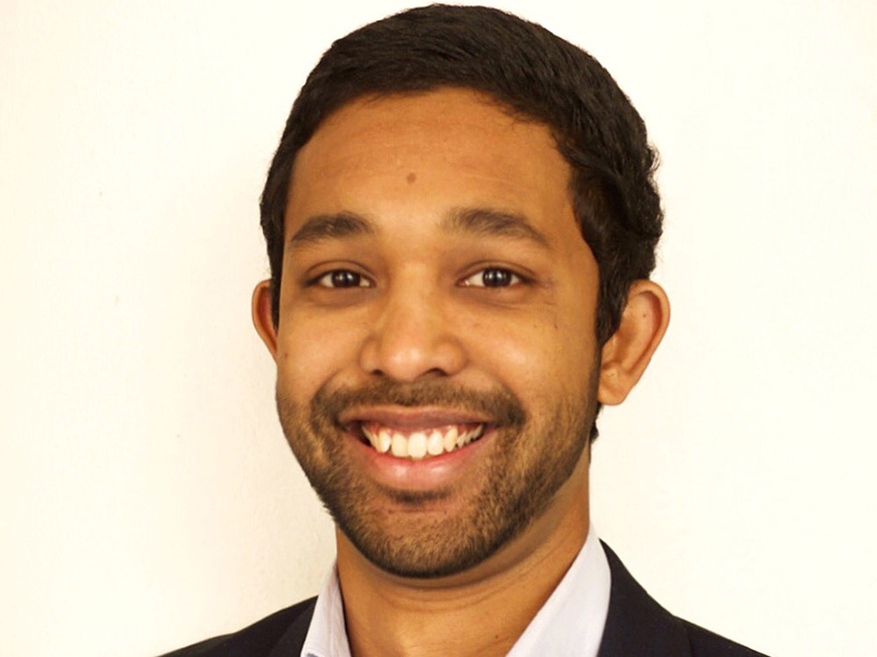 Sanjiv Fernando - Research Associate, RESOLVE