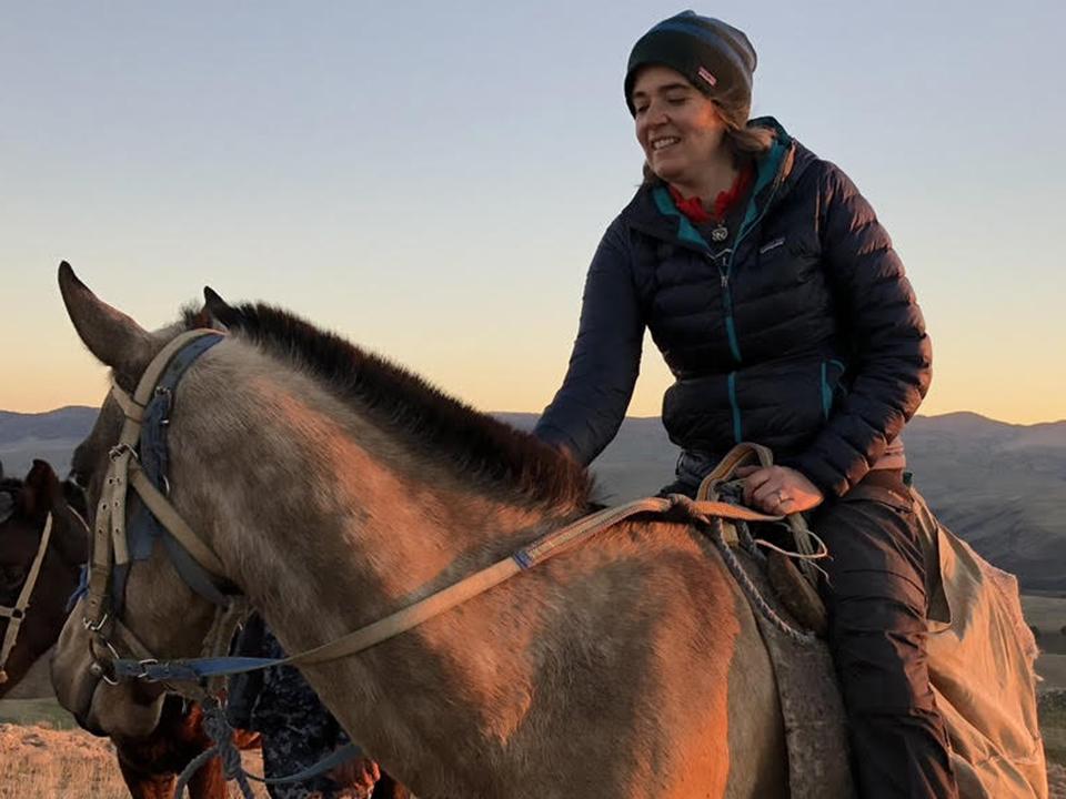 Tanya Rosen - National Geographic Explorer