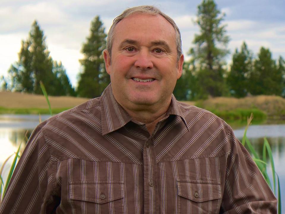 Joe Purdy - Rancher, Eureka MT