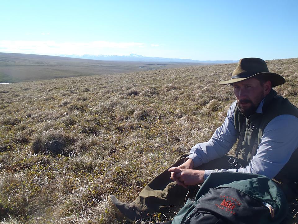 Lance B. McNew - Assistant Professor of Wildlife Habitat Ecology, Montana State University