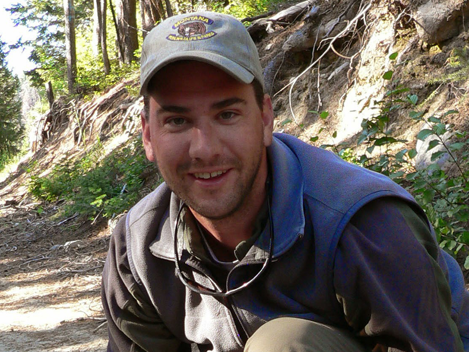 Ty Smucker - Wolf Management Specialist, Montana Fish, Wildlife & Parks
