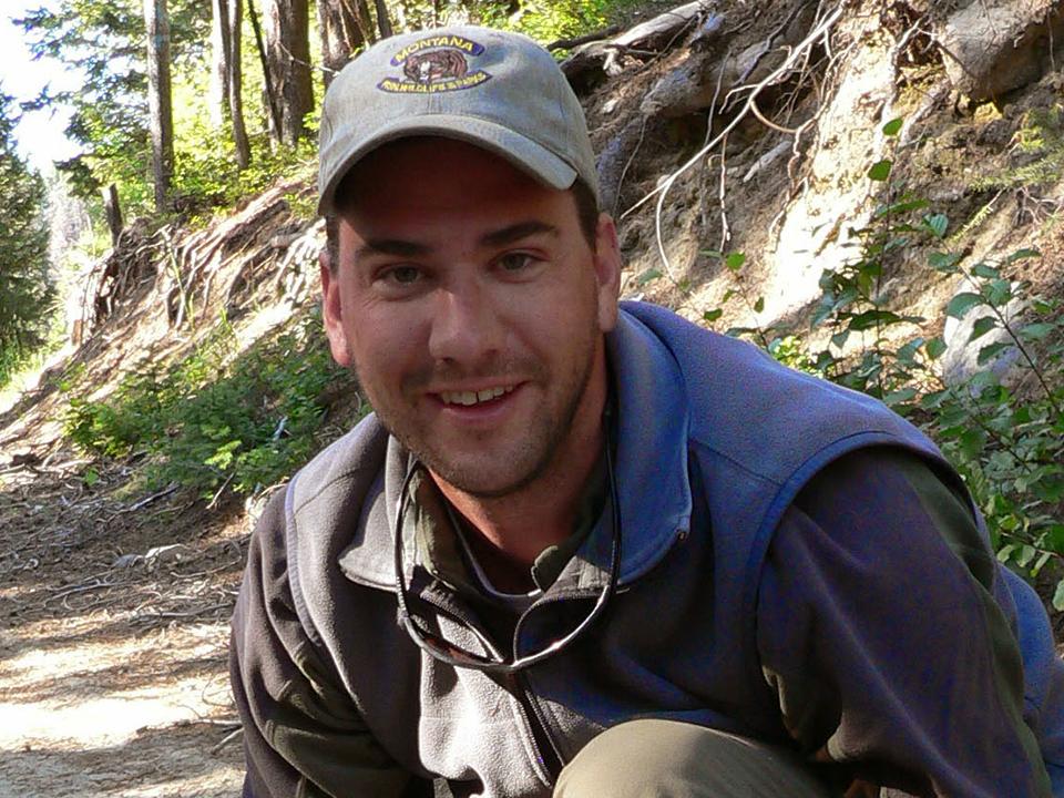 Ty Smucker - Wolf Management Specialist, Montana Fish, Wildlife & Parks