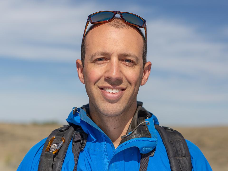 Andy Boyce - Conservation Ecologist, Smithsonian Conservation Biology Institute's (SCBI) Conservation Ecology Center