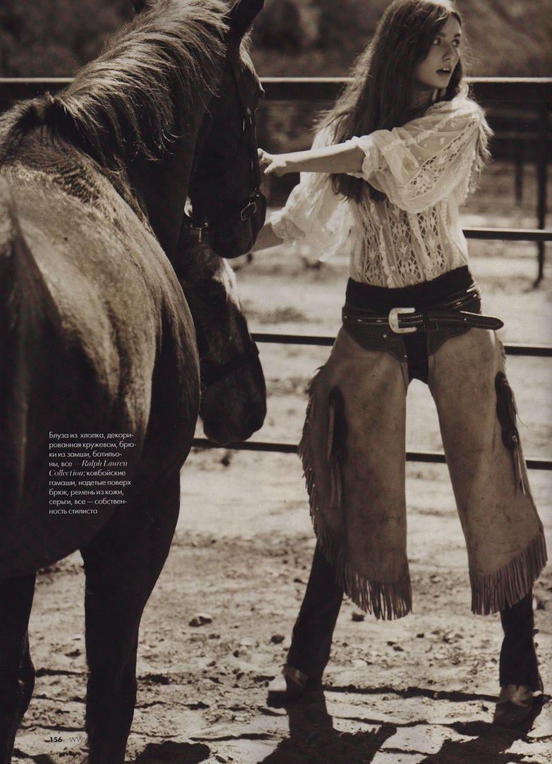 Elle Russia May 2011 Valentina Zelyaeva & Andreea Diaconu by David Burton6.jpeg