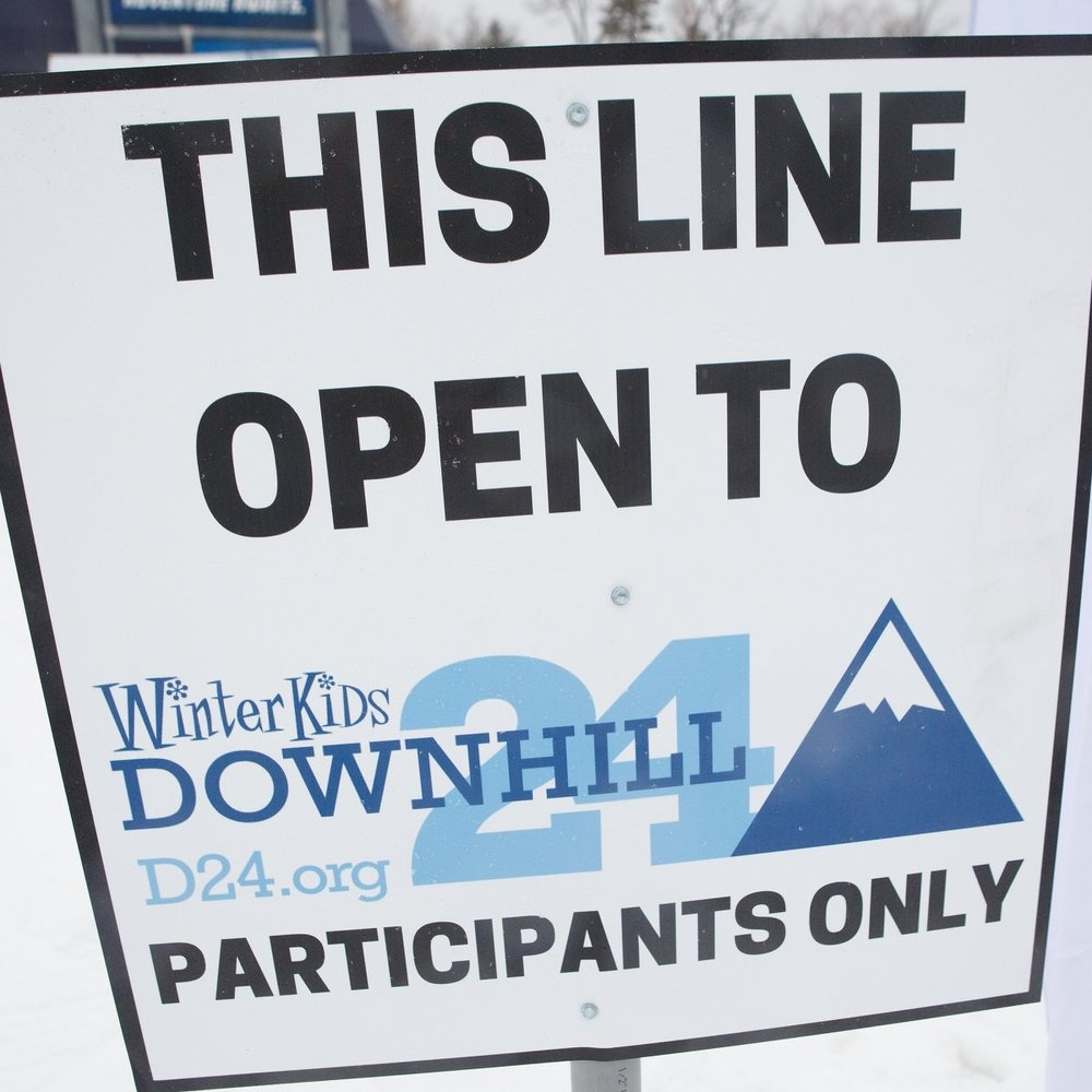 WinterKids 6th Annual Downhill 24