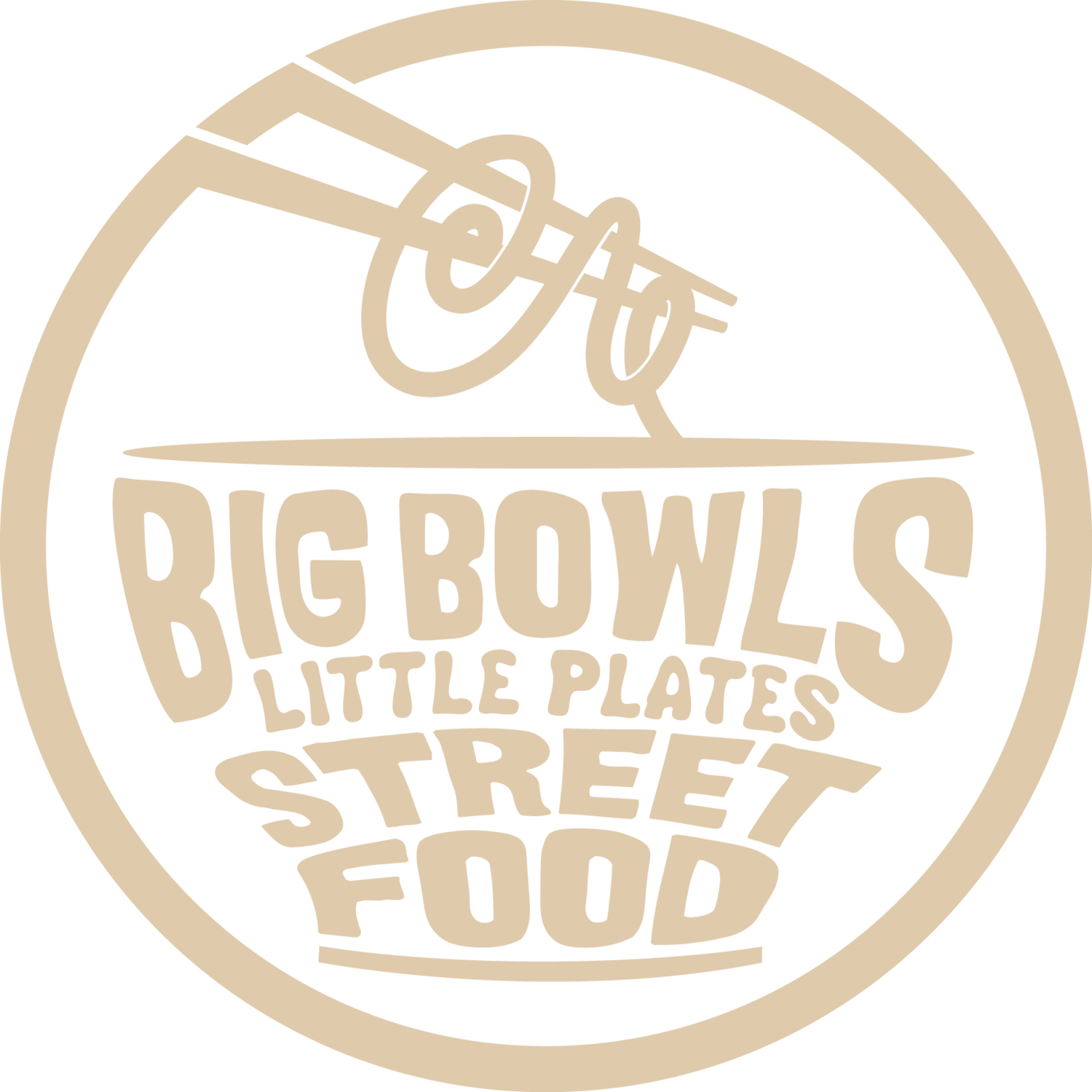 Big Bowls Little Plates Street Food