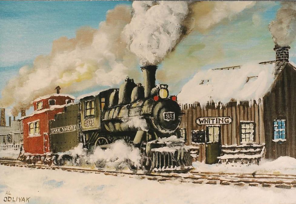 Lake Shore Railroad Station 1904.jpg