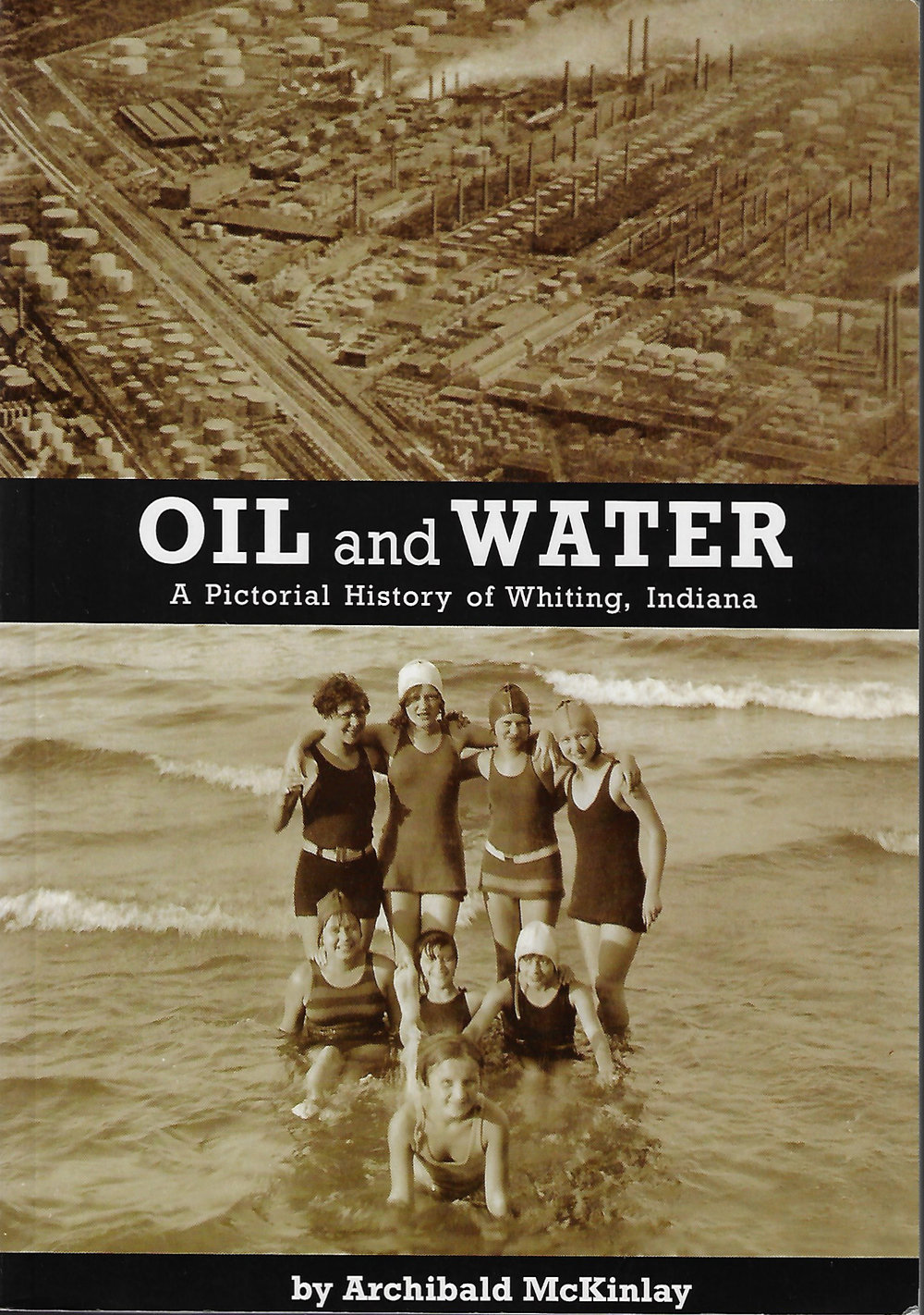 Oil and Water  By Archibald McKinlay (2003)