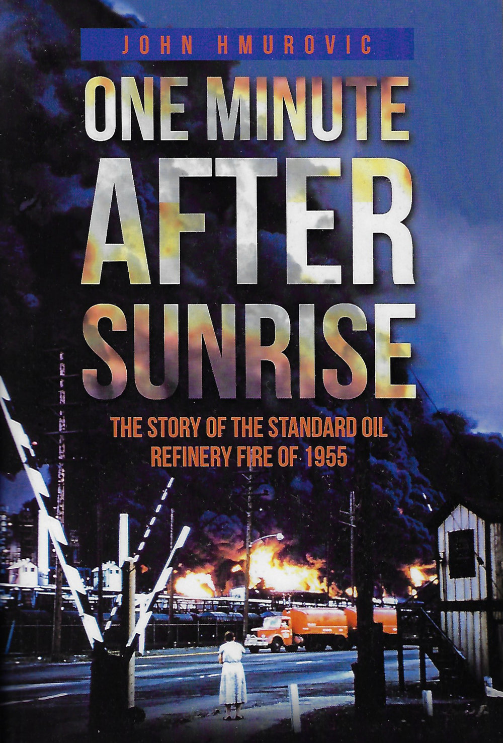One Minute After Sunrise  By John Hmurovic (2017)