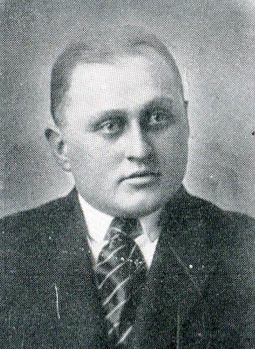 L.B. Hart, Whiting's first football coach.