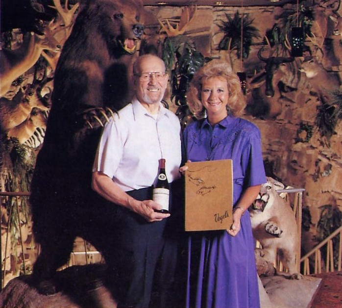 Paul Vogel and sister Jan Vogel Hahn took over operation of the restaurant in 1993.