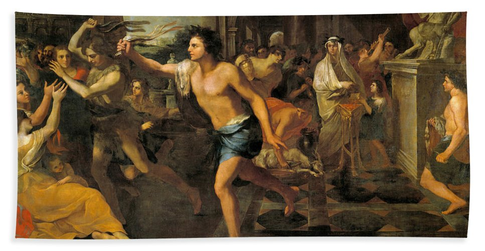 The Roman Feast of Lupercalia