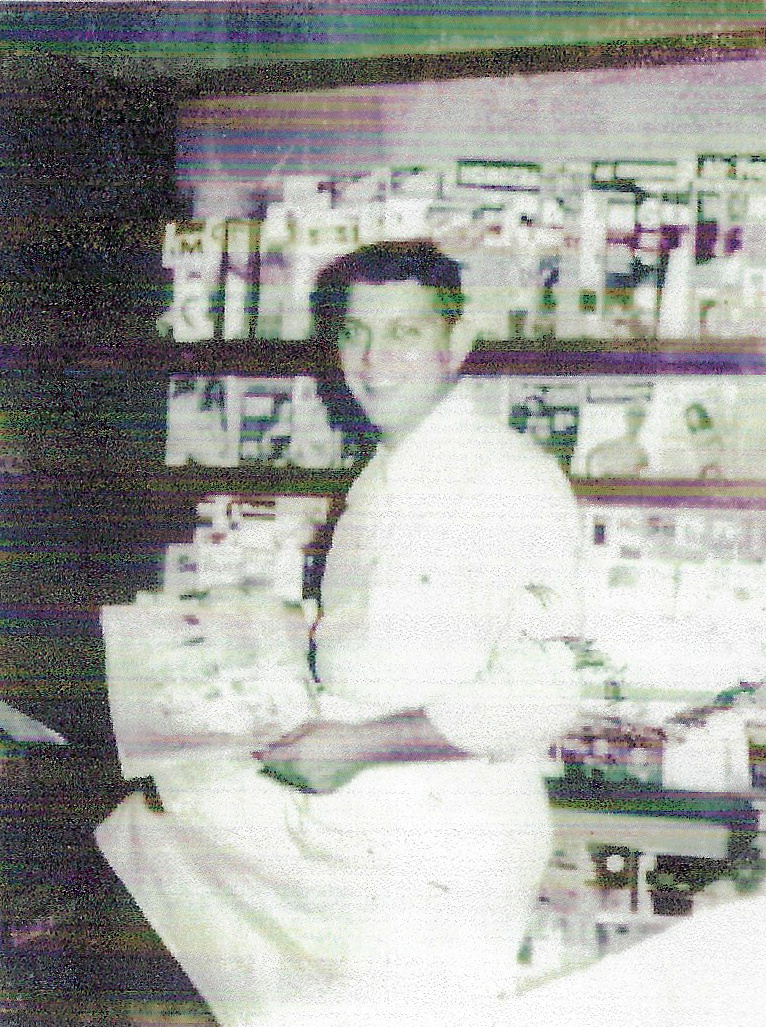 """Whiting Confectionary (1620 119th Street) was a hangout,"" wrote Nina Lourik from conversations she had with Chris Dohoff, pictured above, son-in-law of founder Andy Shocaroff. ""The five stool soda fountain attracted couples new and old. The old brought their kids to show them where their parents had first dated…The shakes were thick, the Black Cow was popular, and Cherry Coke was a favorite…"""