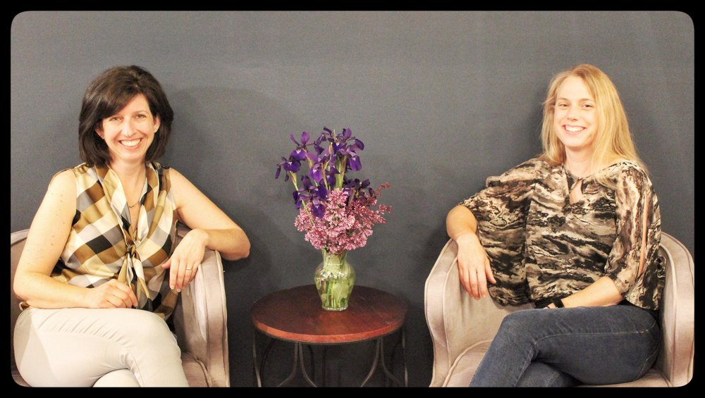 Jill Fudo and Kim Fortin